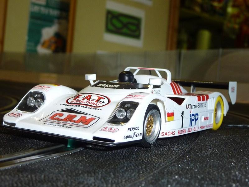 Porsche Kremer Avant slot