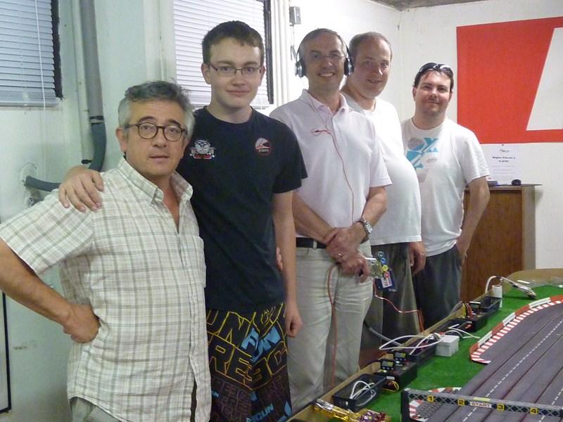 Les pilotes 20 juin 2014